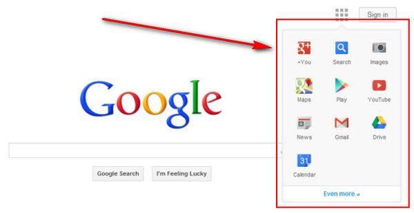 google-navigation-menu-open
