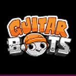 Guitarbots, como  Guitar Hero pero con guitarras reales