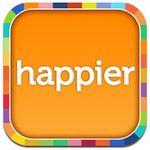 Happier, nueva app para iOS que permite compilar los mejores momentos del día