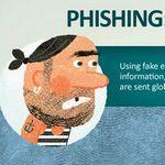 80.000 usuarios alrededor del planeta caen diariamente engañados con phishing emails