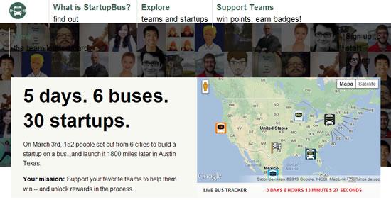 startupbus-mapa