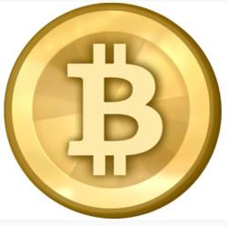 La moneda Bitcoin en medio de una burbuja financiera