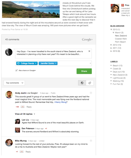 google-plus-comments-system-blogger