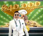 Psy quiere contratar un cocinero personal #Vídeo