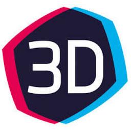 EyeFly 3D: Una película de plástico barata genera efecto 3D