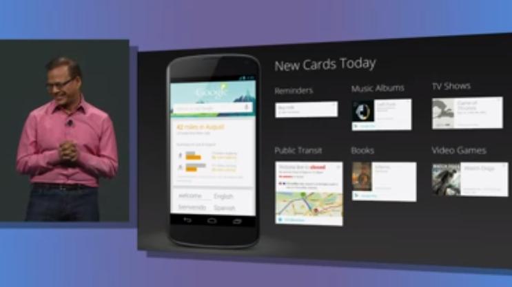 Google I O 2013 Keynote — Google Developers12