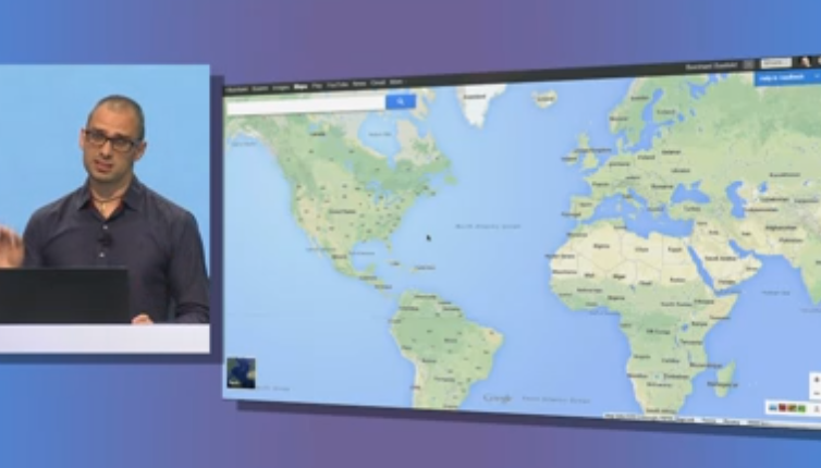 Google I O 2013 Keynote — Google Developers15