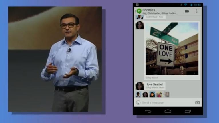 Google I O 2013 Keynote — Google Developers5