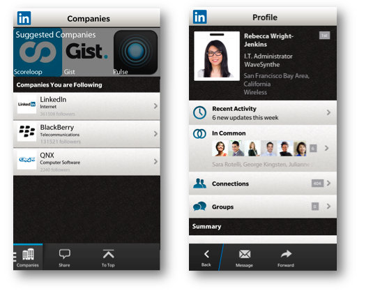 linkedin-blackberry-10