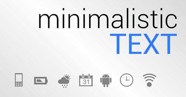 minimalistic-text-gde