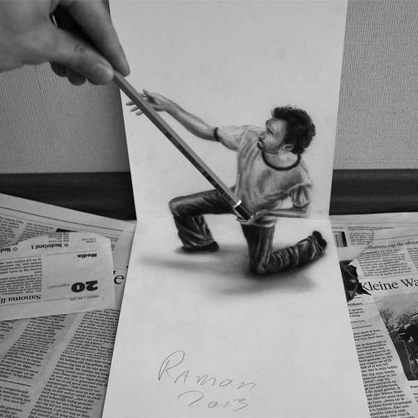 jjk-airbrush-man-pencil
