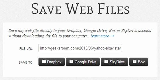 save-web-files