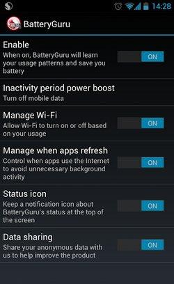 snapdragon-batteryguru-setup