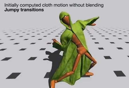 cloth-simulation