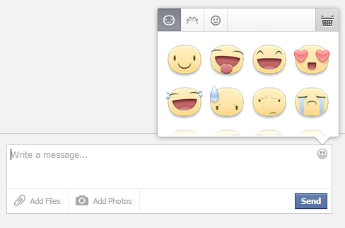 facebook-emoticones