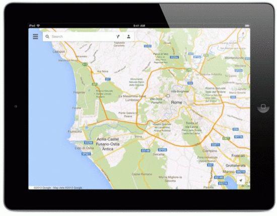 google-maps-ios-ipad