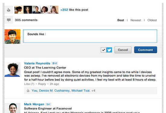 linkedin-like-comment-influencers