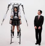 Powered Jacket MK3, exoesqueleto de Sagawa Electronics en una rara presentación #Video