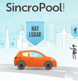 Sincropool: Plataforma para compartir auto en el viaje al trabajo