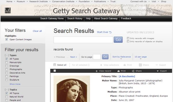 getty-museum-search-gateway