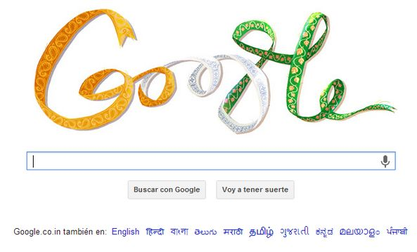 Google Usa El Color Incorrecto En Un Doodle Y Recibe