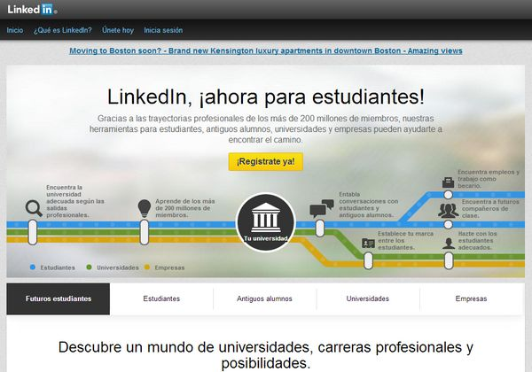 luinkedin-university-pages