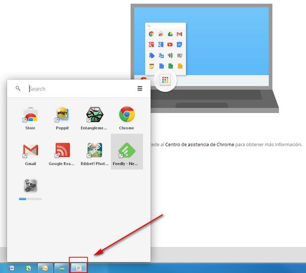 chrome-apps-launcher