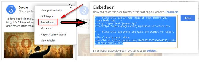 embed-post-google-plus