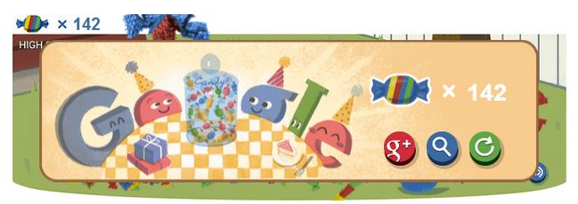 google-doodle-pinata