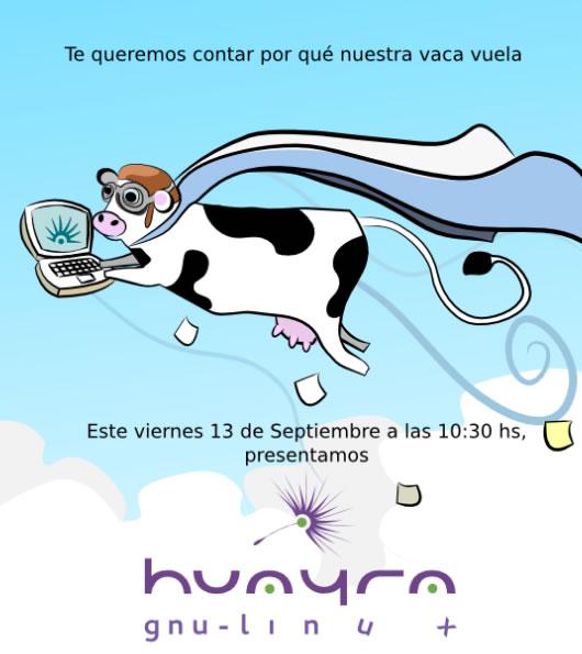 Presentación de Huayra GNU/Linux, el SO Libre del Programa Conectar Igualdad [ARG]