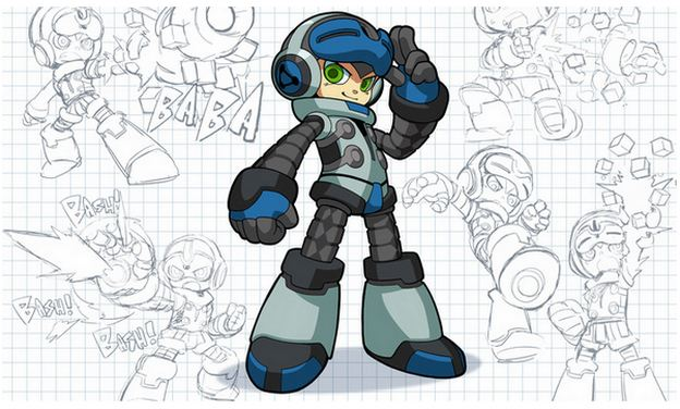 mighty-no-9-boceto