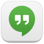 Hangouts para iOS ahora con Stickers, Vídeo Mensajes y permite compartir mapas