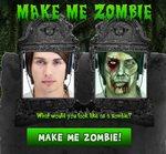 Se acerca Halloween, hora de transformarse en zombie