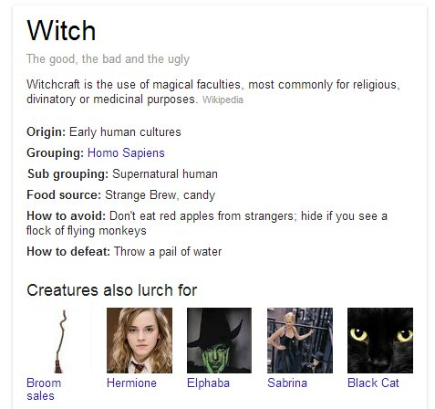witch-halloween-google-knowledge-graph