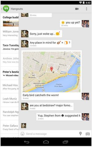 hangouts-android