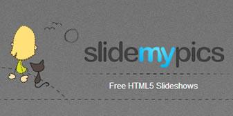 SlideMyPics: Una solución para insertar presentaciones de albums de fotos en html5