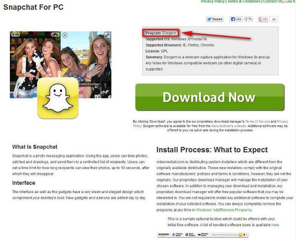 videonechat-malware-snapchat-fake