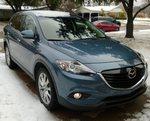 GeeksRoom Labs: Sistema de Infotainment y Navegación #Mazda CX 9 2014