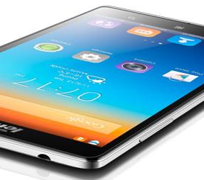 Lenovo presentó su primer teléfono inteligente con LTE, el Vibe Z #CES2014