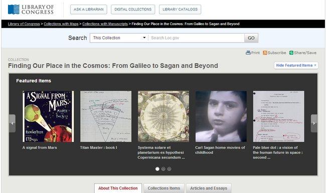 carl-sagan-collection