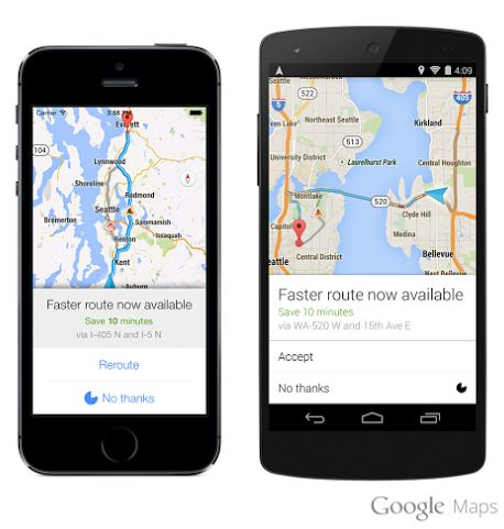 google-maps-fast-routes