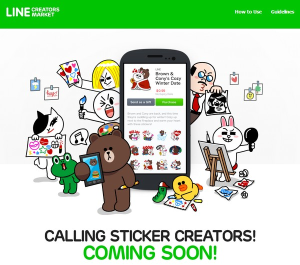 line-creators-market