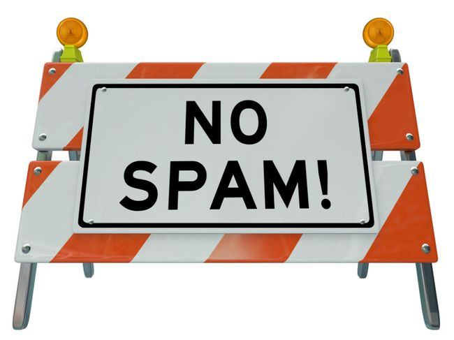 no-spam-shutterstock