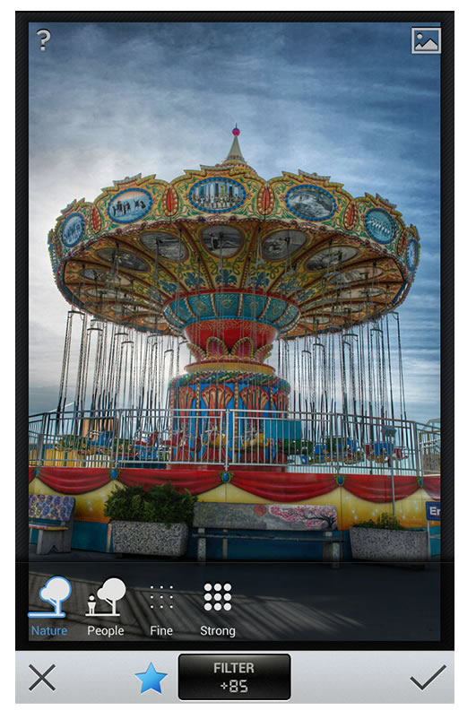 Nuevo filtro HDR y Zoom en tus fotos de Google+ y SnapSeed