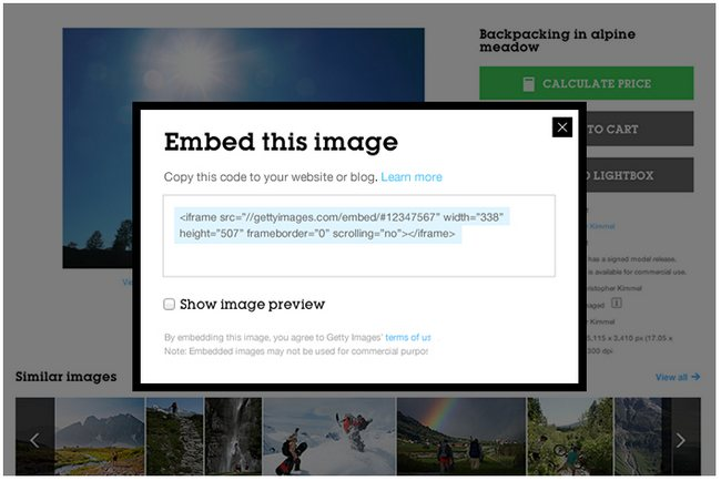 getty-images-free-embed-code