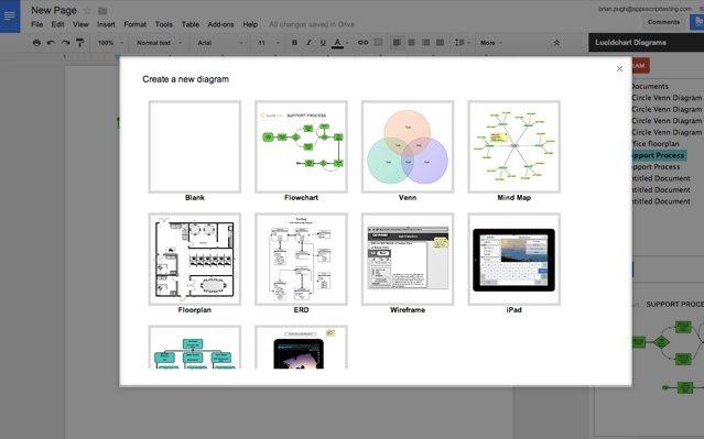 lucidcharts-diagrams