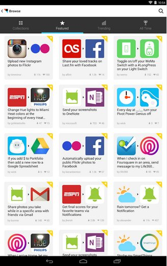 ifttt-para-android