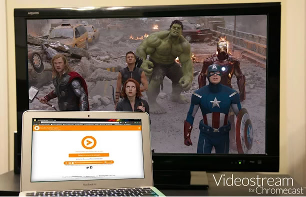 chormecast-videostream