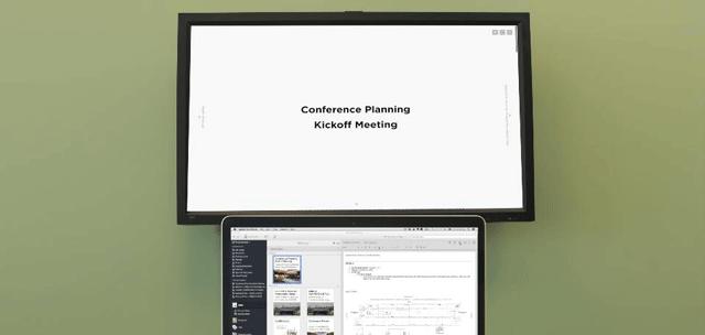 evernote-presentation-mode