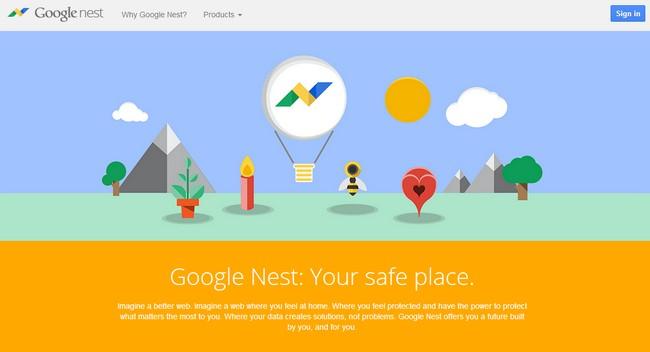 google-nest-parody